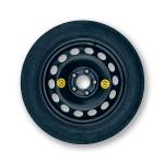 SUBARU XV<br/>(2017/01 – heden)<br/>18 inch<br/>RESERVEWIEL (thuiskomer)