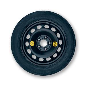 AUDI A3<br/>(2020/01 – heden )<br/>18 inch<br/>RESERVEWIEL (thuiskomer)